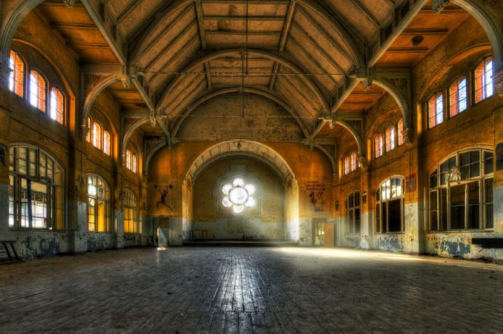 Daniel Schmitt, Beelitz Heilstätten, © Daniel Schmitt