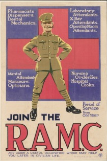 Join the Royal Army Medical Corps-2