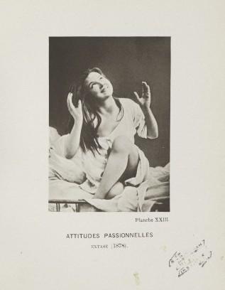 L0081654 Planche XXIII, Attitudes Passionnelles